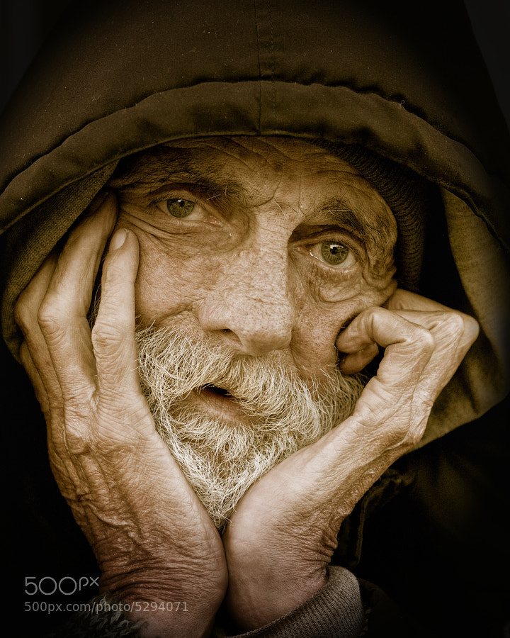 Photograph Homeless by kamel Jago on 500px