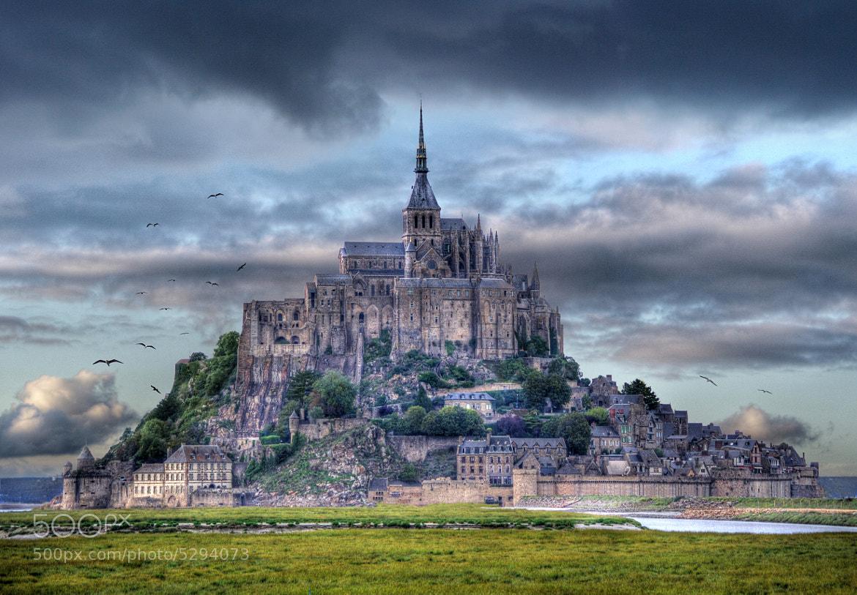 Photograph Mont Saint Michel by Jose Antonio Montoya on 500px