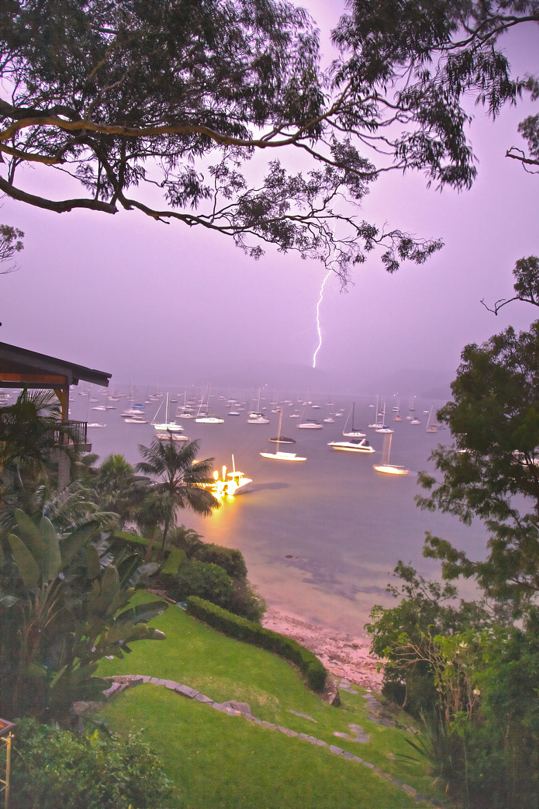 Photograph Clareville Storm by Mik Love on 500px