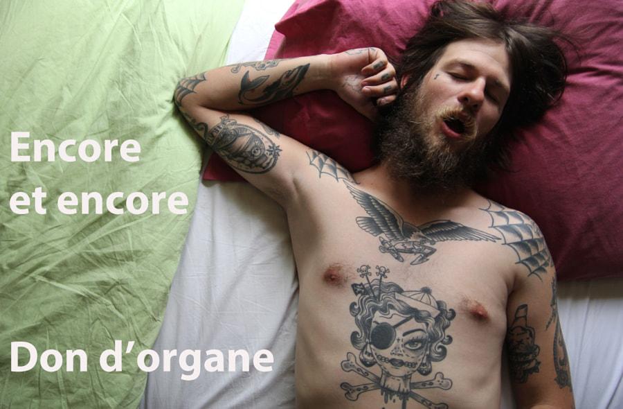 Don d'organe (projet pour les Poolettes)