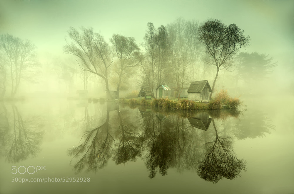 Photograph Silence by Piroska Pádár on 500px