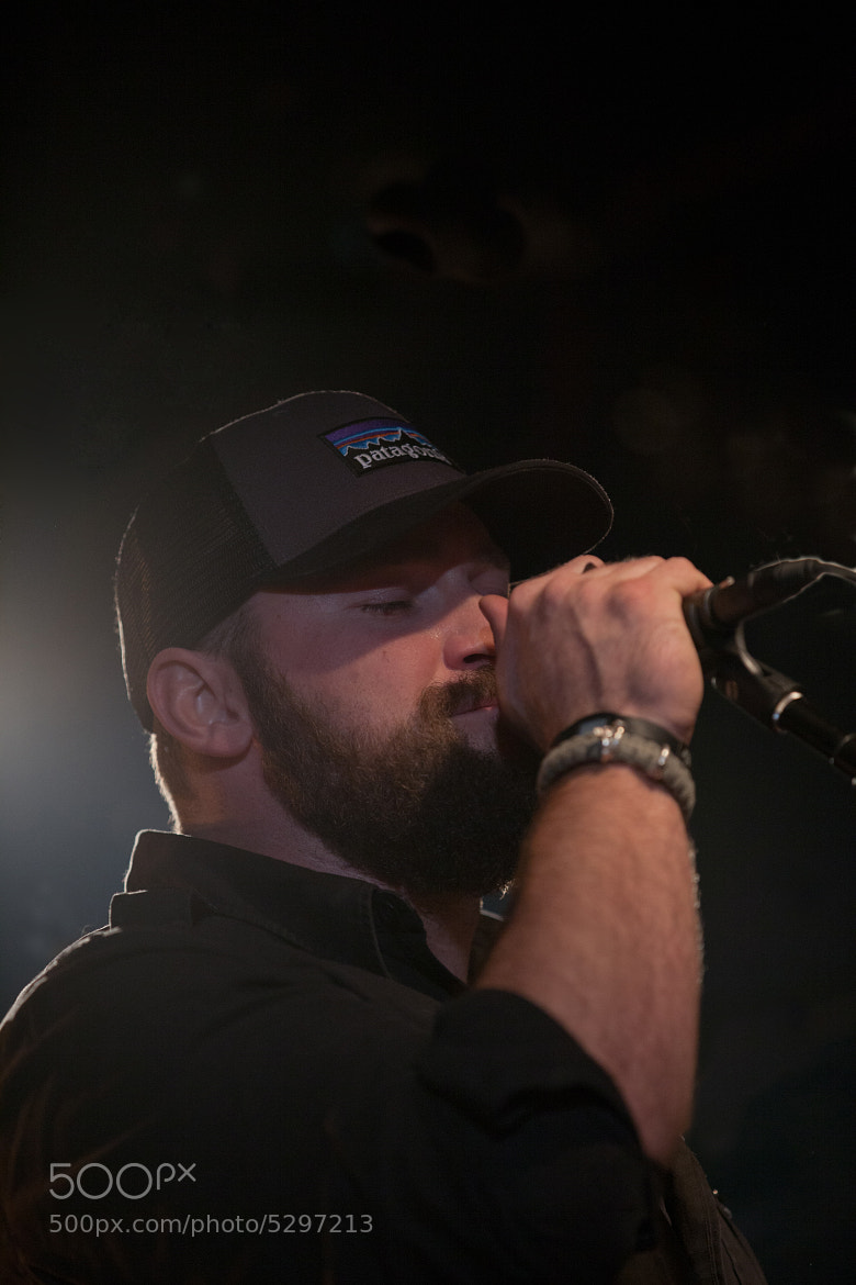 Photograph Zac Brown by Dennis Tudor on 500px