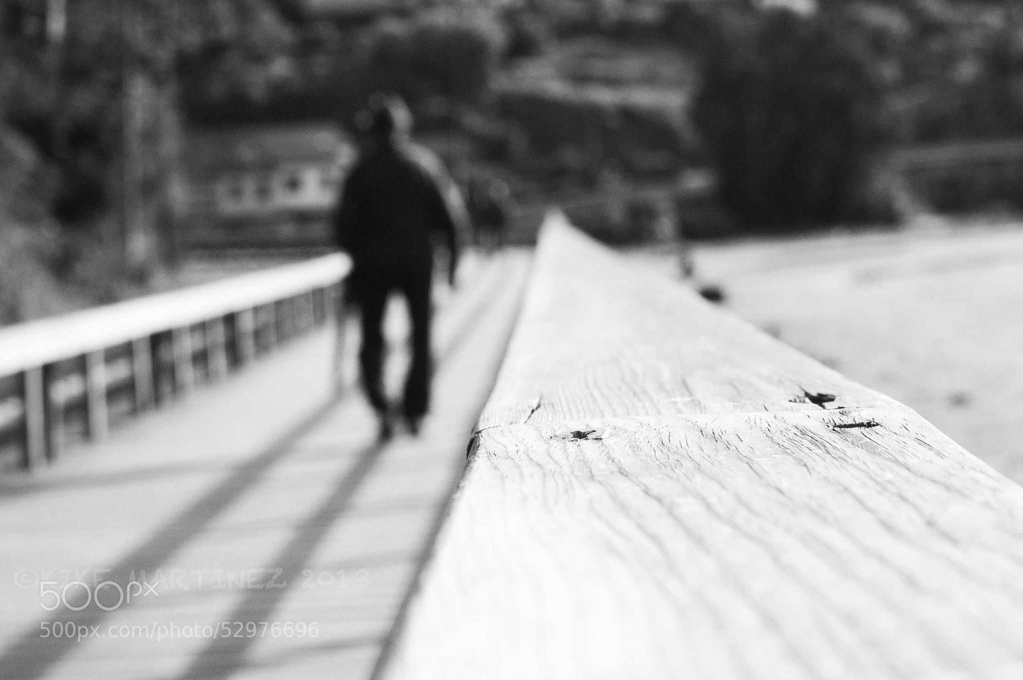 Photograph THE WAY by Kike Martínez  on 500px