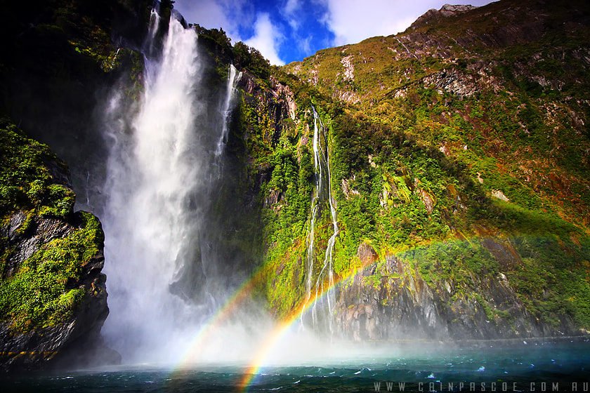 Photograph Rainbow Falls by Cain Pascoe on 500px