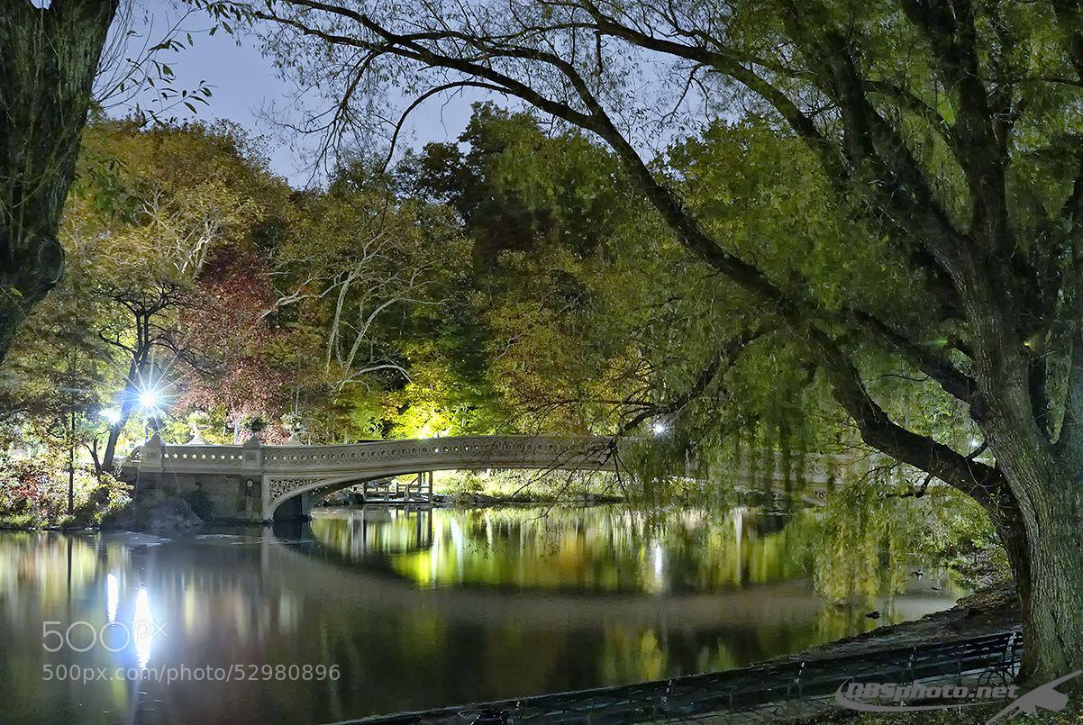 Photograph Bow bridge by Darek Siusta on 500px