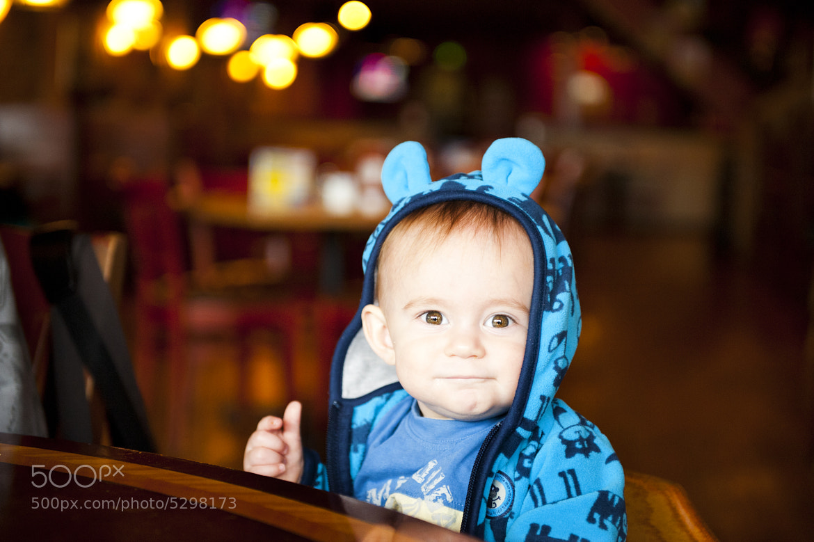 Photograph Happy Cohen by Justin Frazier on 500px