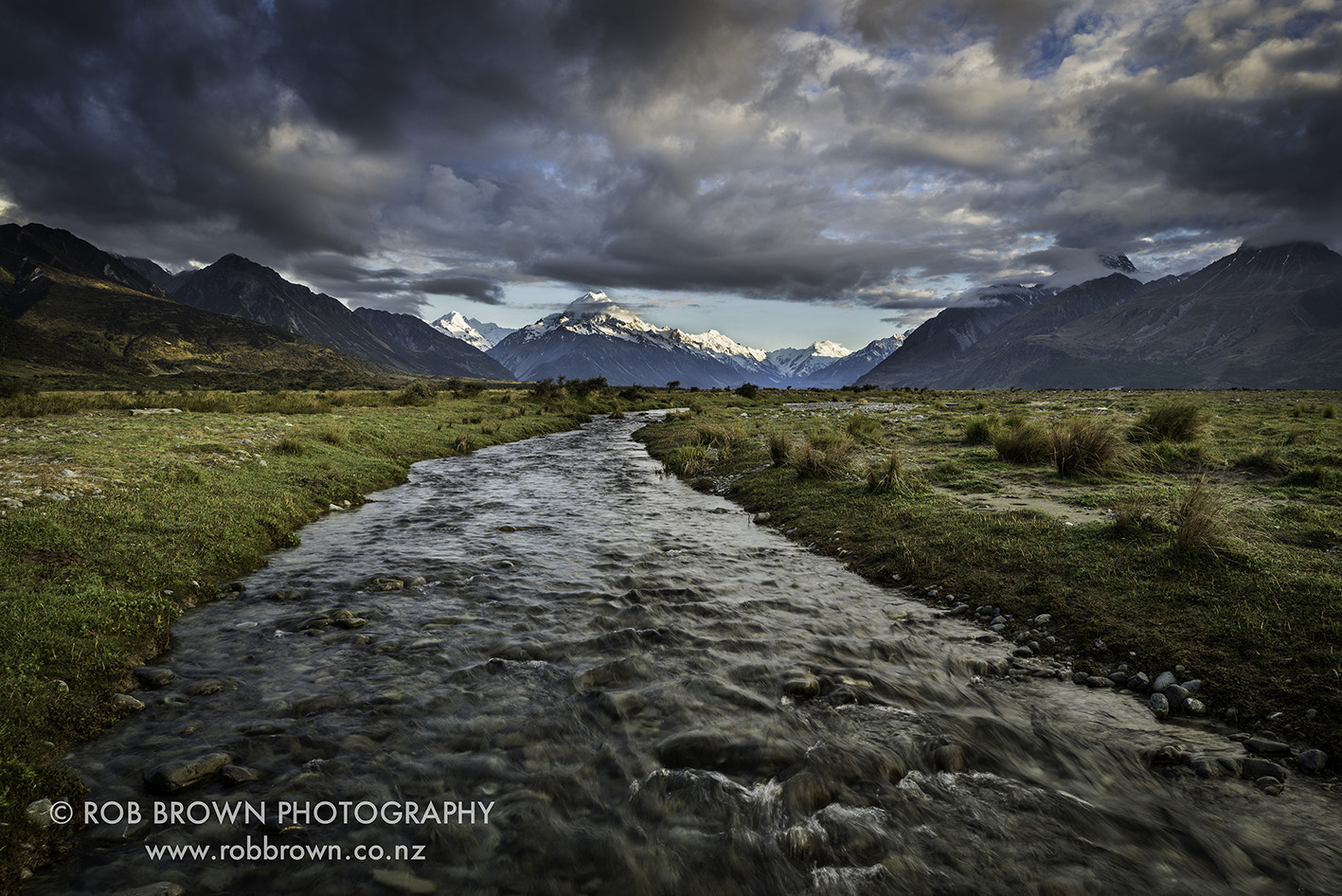 Photograph Aoraki/Mt Cook by Rob Brown on 500px