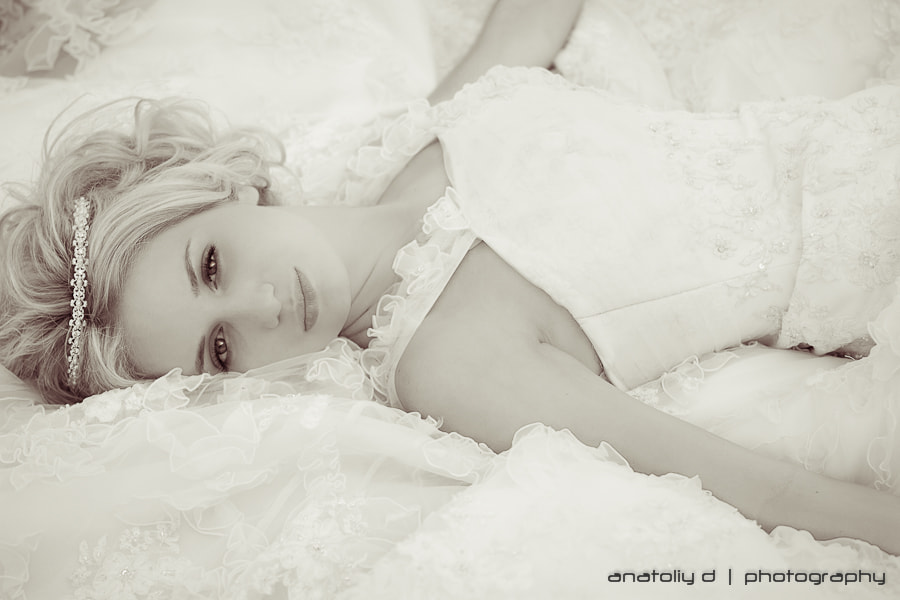 Photograph Bride by Anatoliy    Dzyuba on 500px