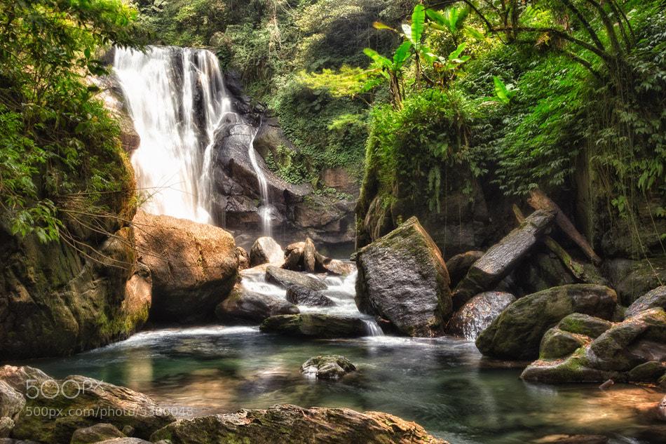 Photograph Neidong Waterfall by Craig Ferguson on 500px