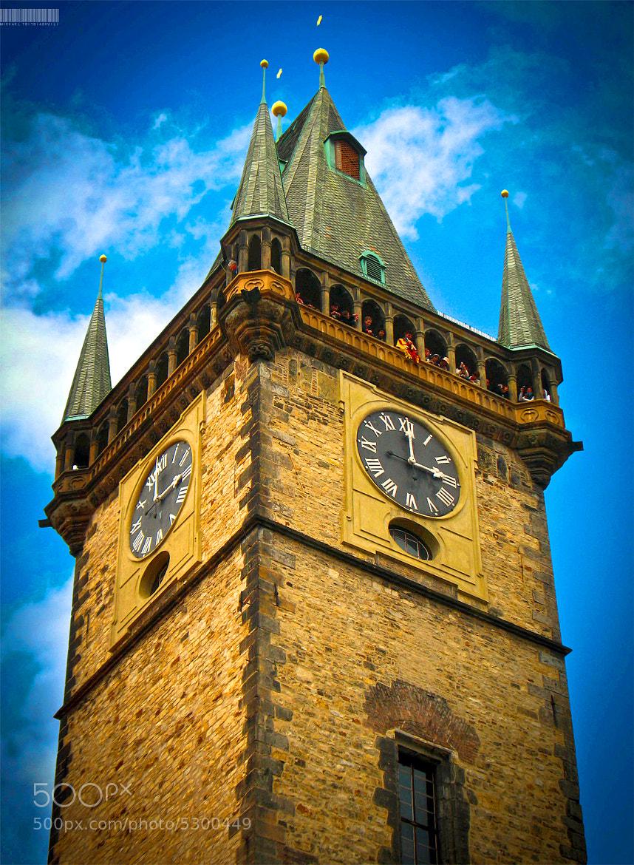 Photograph Prague, Chez Republic by Michael Tsitsiashvili on 500px