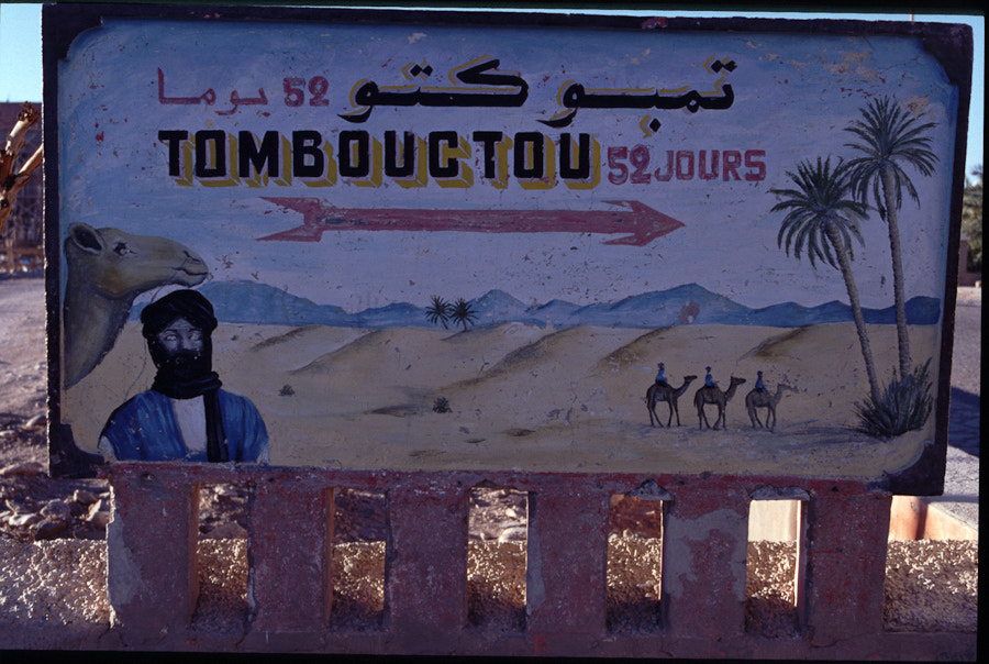 Tombouctou - 52 days