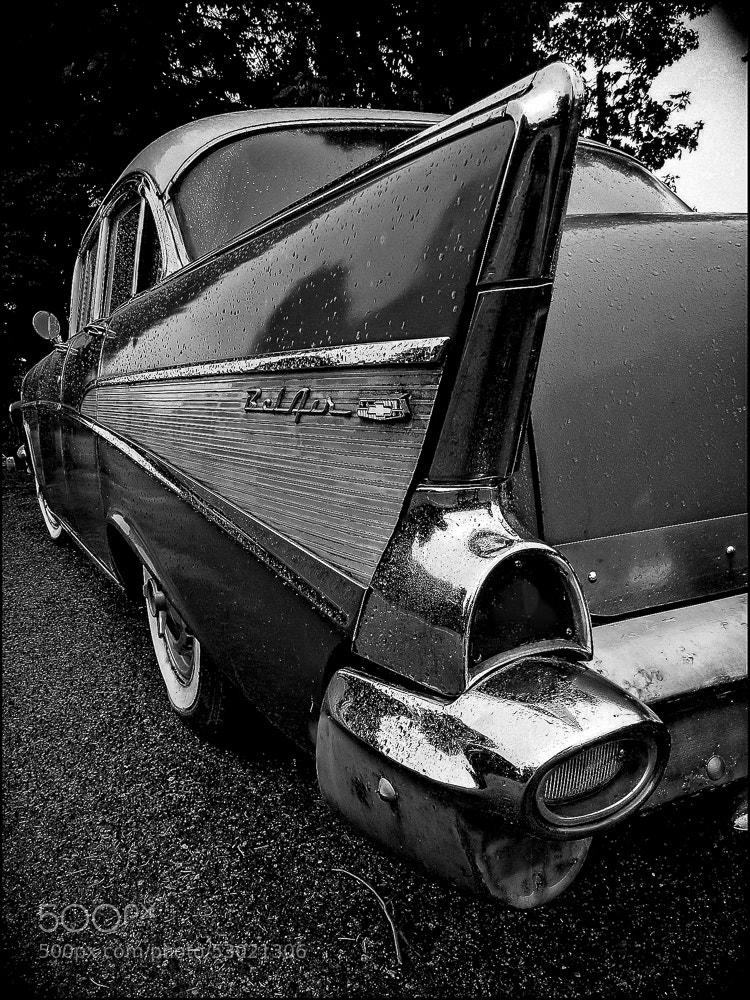 Photograph The Car by Rachel Mathias on 500px