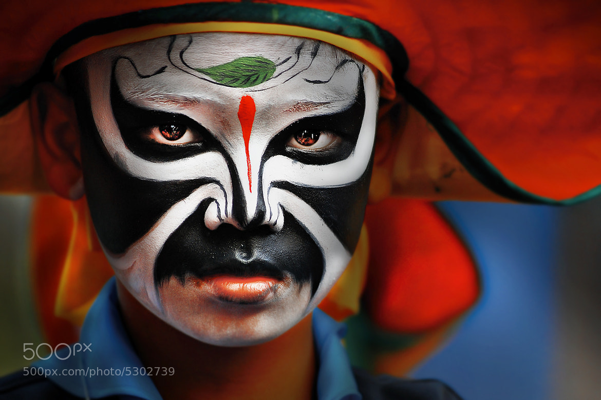 Photograph THE FACE by waran  suwanno on 500px