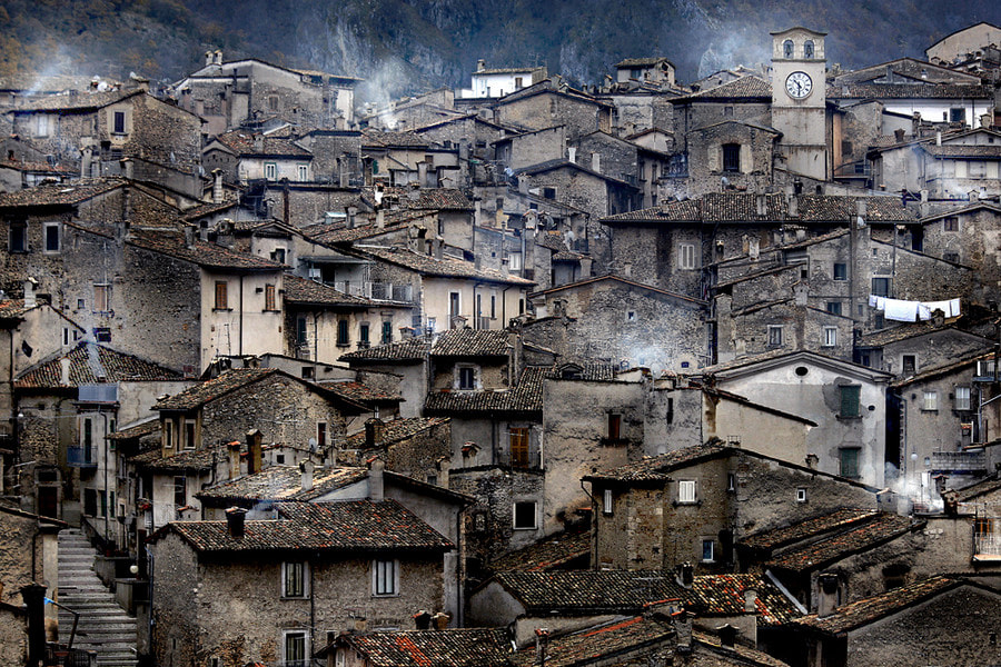 Photograph Scanno, a place between the atmosphere and myth .. by Edmondo Senatore on 500px