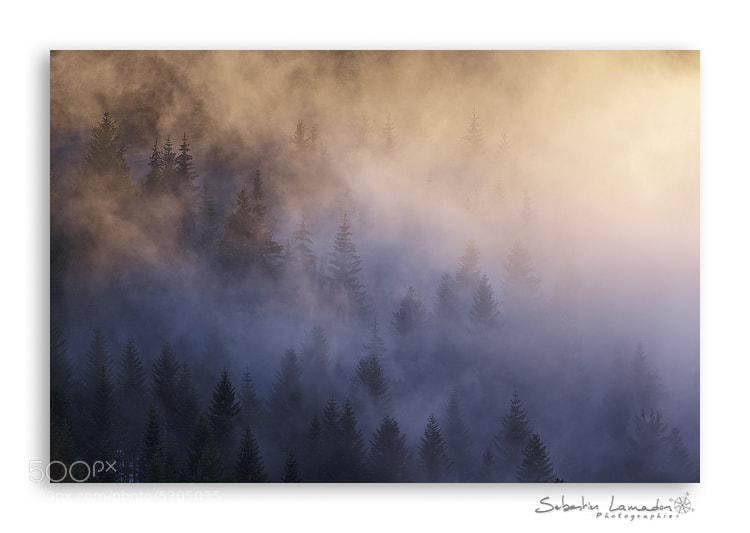 Photograph Darkness vs Light by Sébastien Lamadon on 500px