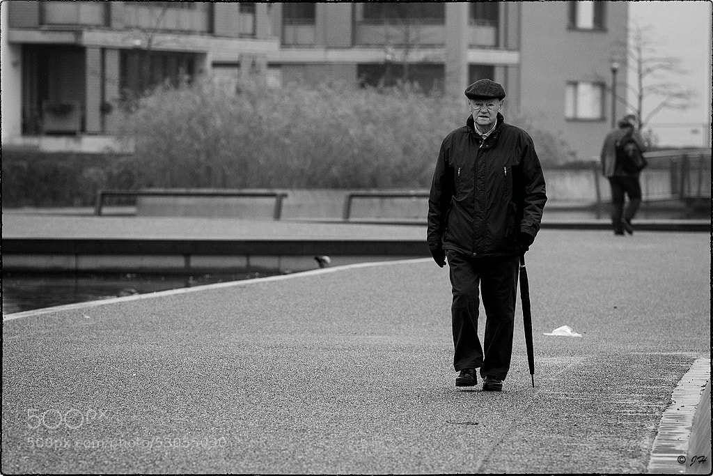 Photograph lonely by Jörg H. on 500px