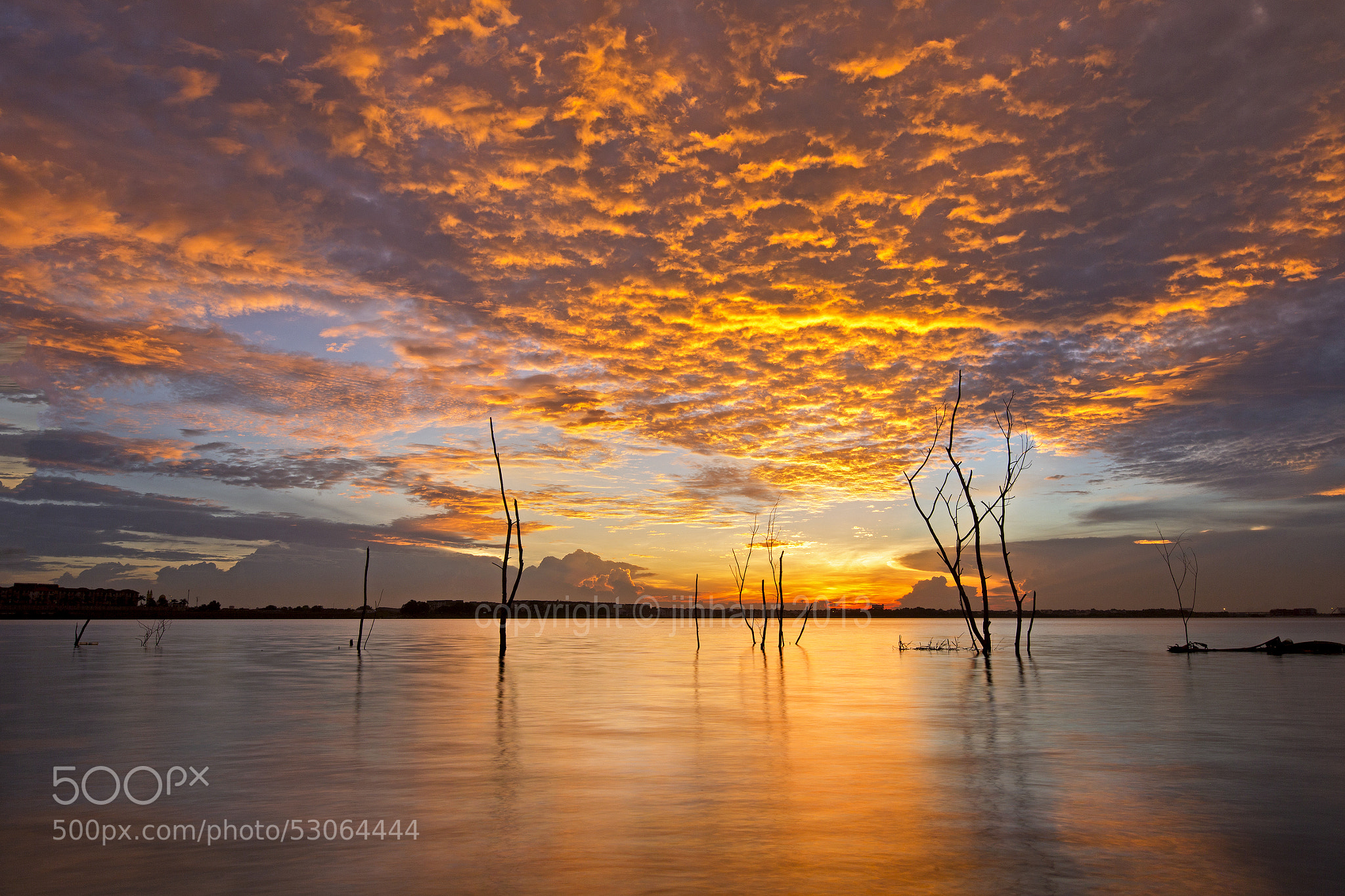 Photograph Sky On Fire by jihhaur lio on 500px