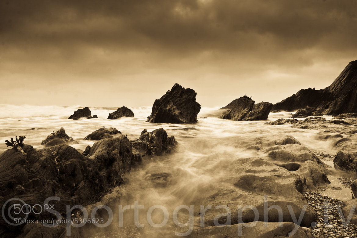 Photograph Slow water  by Alex  Irwin on 500px