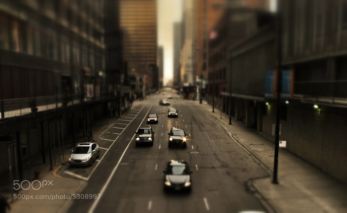 Photograph Chicago Rush by Jay B. Wilson on 500px