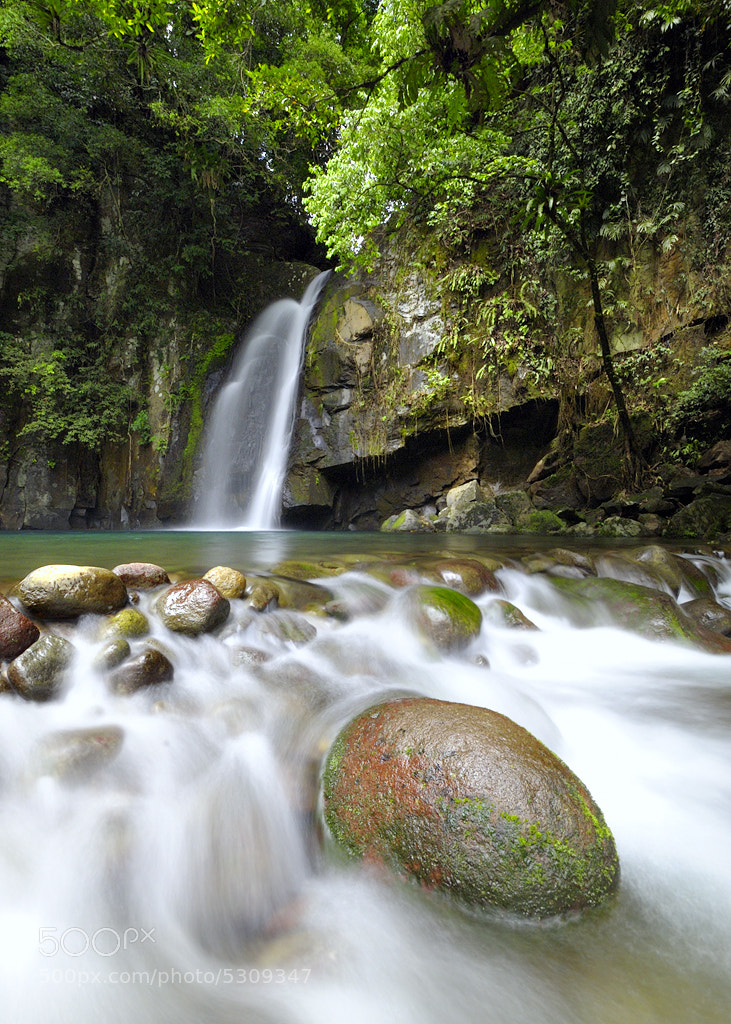 Photograph Vera Falls by Dacel Andes on 500px