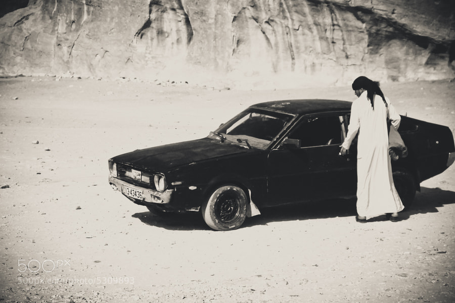 Photograph Volver al Desierto / Back to the Desert by Oscar Ribas Torres on 500px