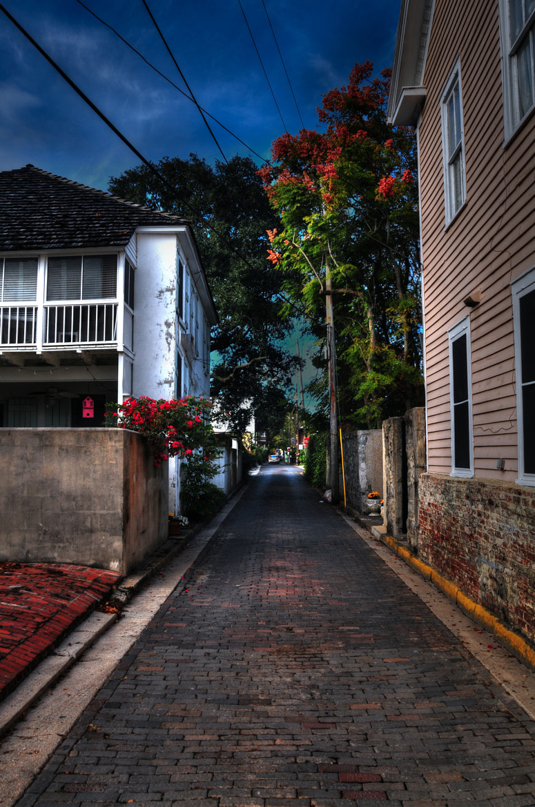 Photograph Oldtown Alley by Enkased  on 500px