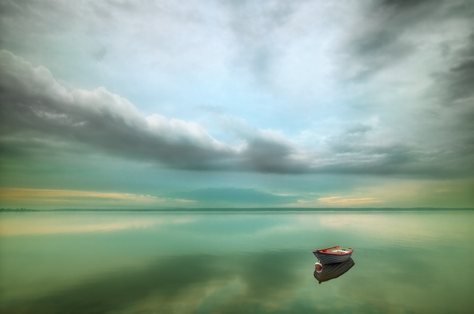 Photograph Boat... by Krzysztof Browko on 500px