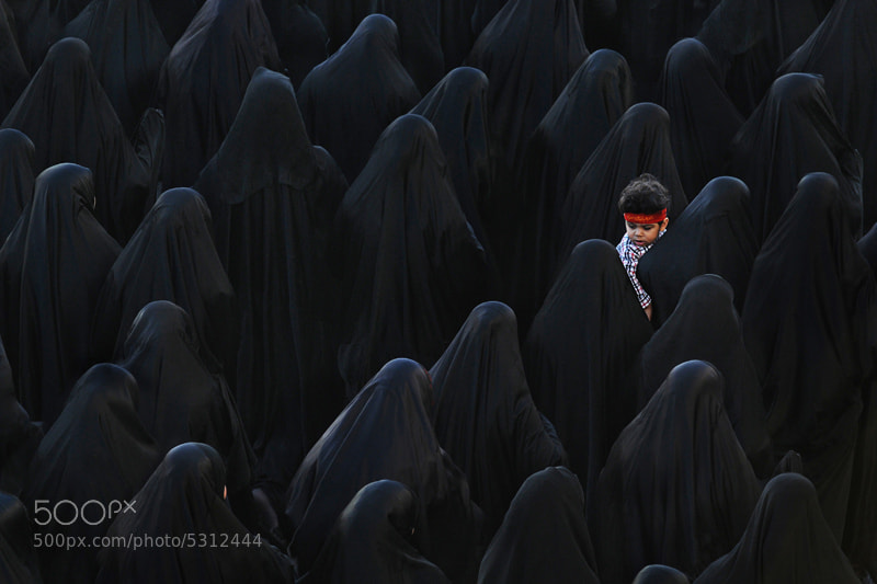 Photograph Central black by Isa Ebrahim on 500px