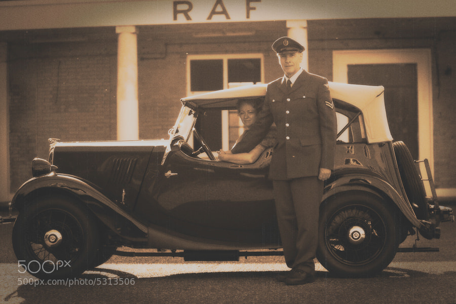 Photograph RAF Upwood by Russell Smith on 500px