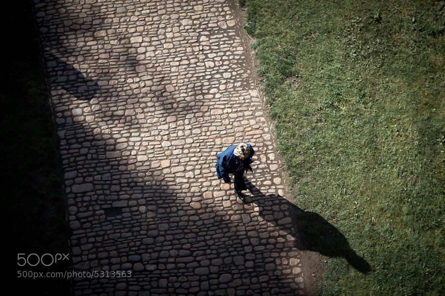 Photograph Looking down by Russell Smith on 500px
