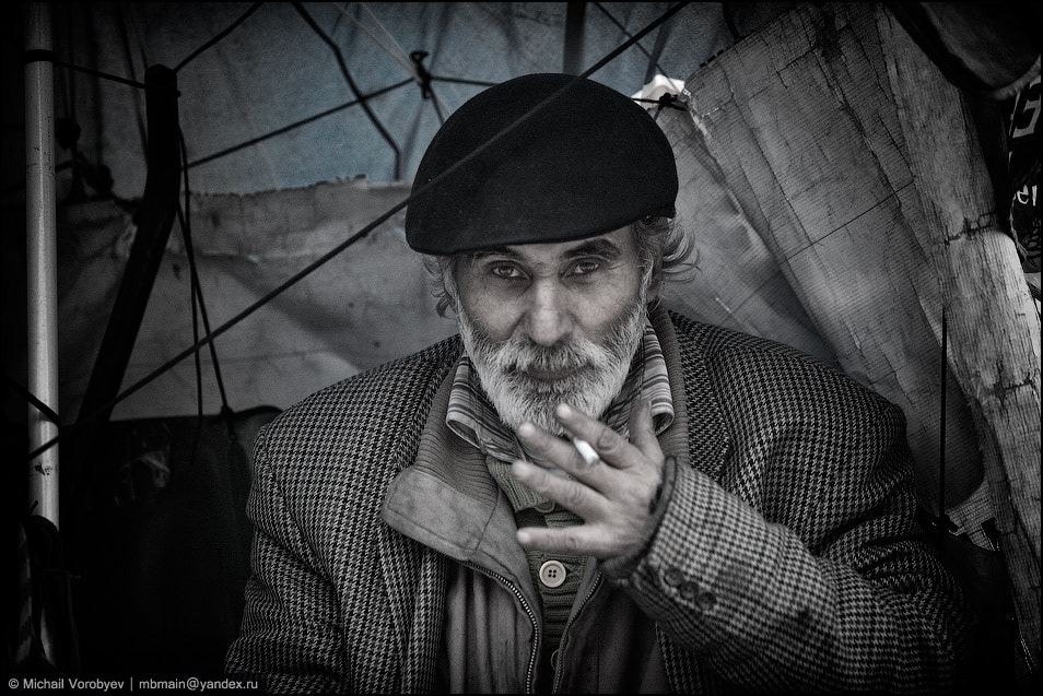 Photograph Istanbul man by Michail Vorobyev on 500px