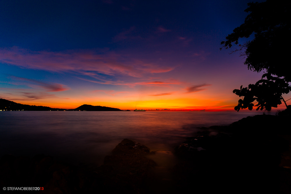 Photograph Phuket Sunset by Stefano Beber on 500px