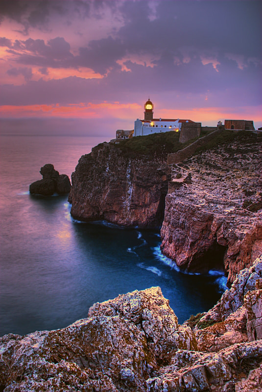 Photograph Cabo de Sao Vincente by Darek Gruszka on 500px