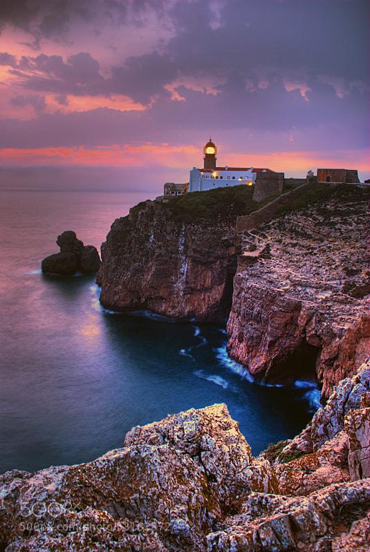 Photograph Cabo de Sao Vincente by Darek Gruszka on 500px