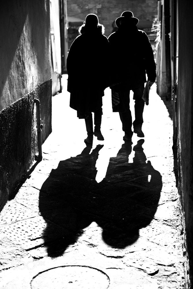 Photograph Double couple by Antonio Torkio on 500px