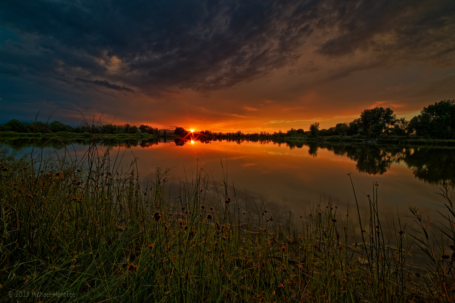 Photograph Sanguine Arapaho Bend by Michael Menefee on 500px