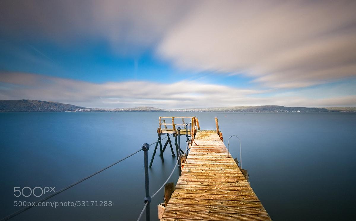 Photograph Old jetty by Lukasz Maksymiuk on 500px