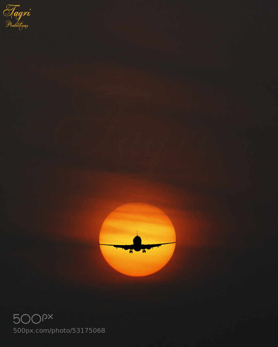 Photograph Flying into the Sun by Taariq Haneef on 500px