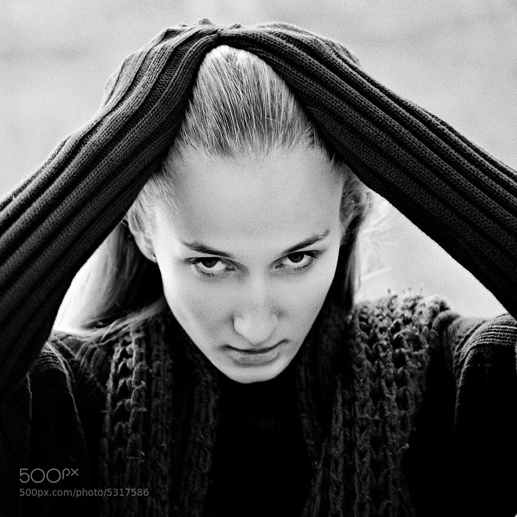 Photograph Magda by Bartek Buzuk on 500px