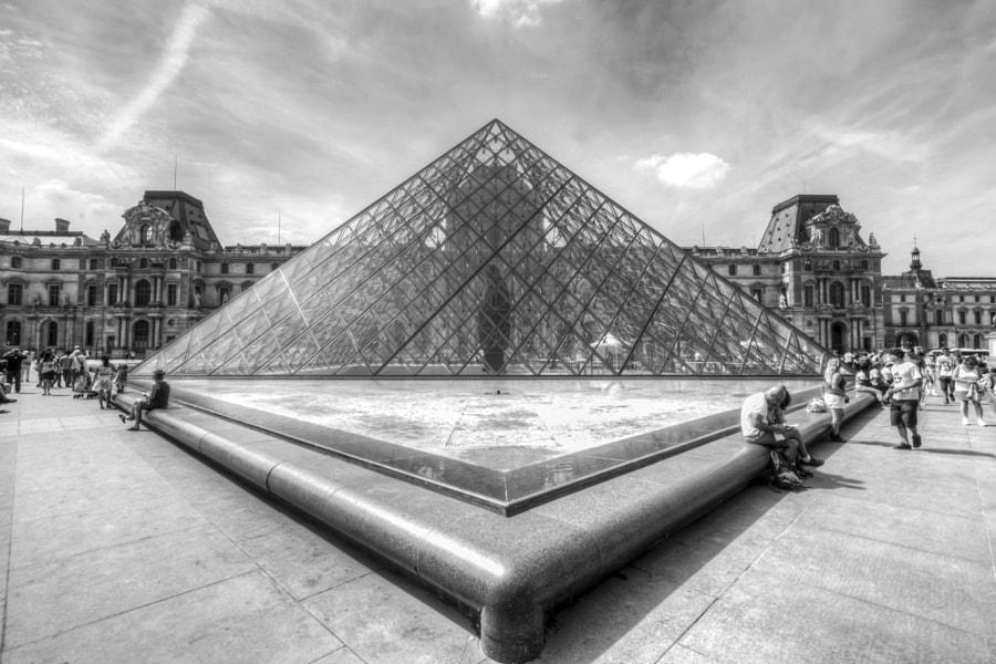Musee du Louvre, Paris 3