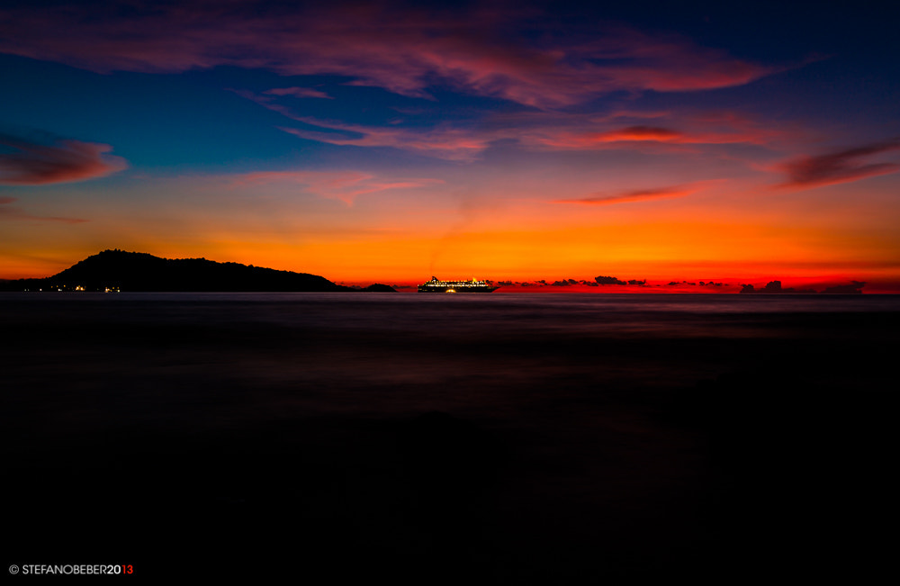 Photograph Sunset in Phuket by Stefano Beber on 500px