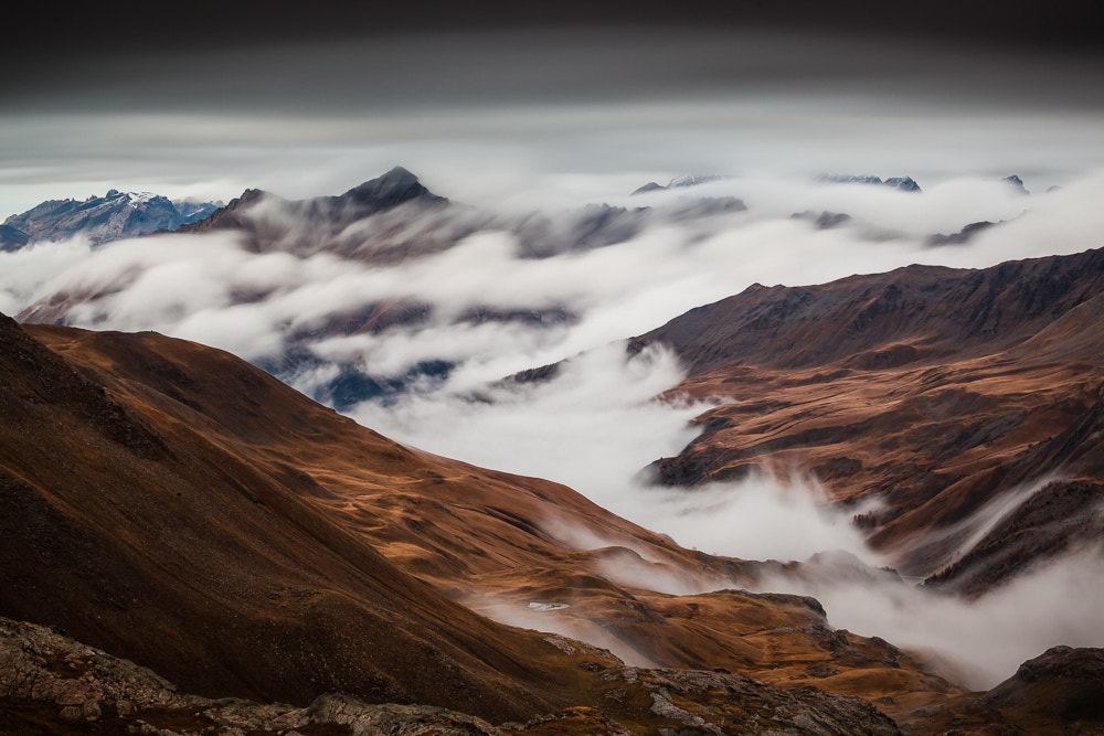 Photograph Lost in Ubaye Valley by Michel Delli on 500px