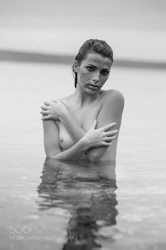 Photograph The Mermaid by Olivier Maurin on 500px