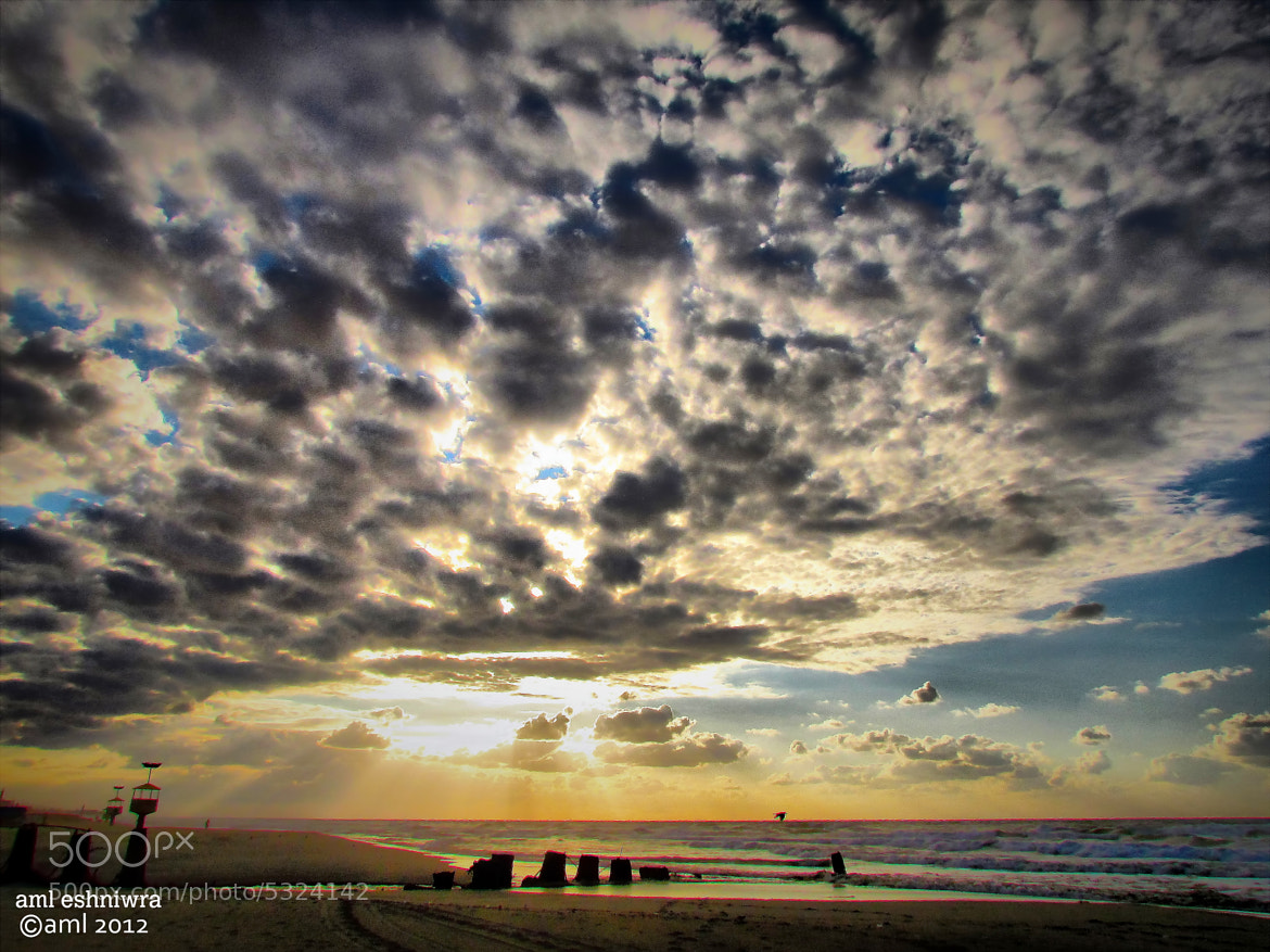 Photograph Clouds by Aml Eshniwra on 500px