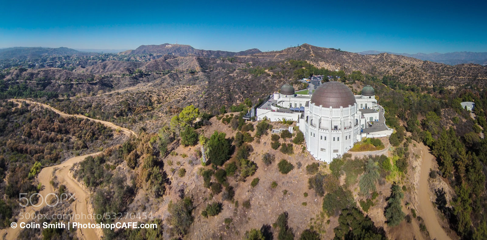 Photograph Griffith Observatory by Colin Smith on 500px