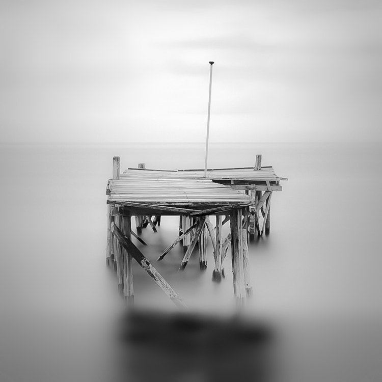 Photograph Pier by Hengki Koentjoro on 500px