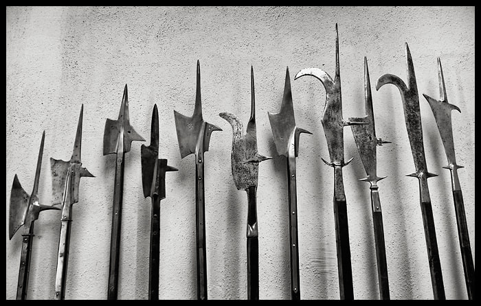 Photograph Choose Your Weapon by Matthew Whitley on 500px
