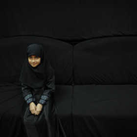 Girl in Black by Mohammed Alshaikh (Alshaikh)) on 500px.com