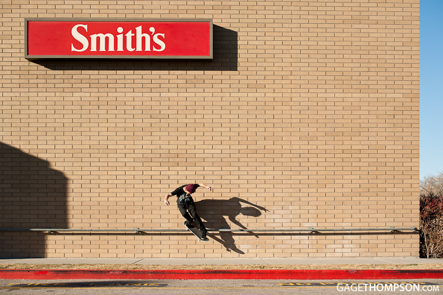 Photograph Smith's by Gage Thompson on 500px