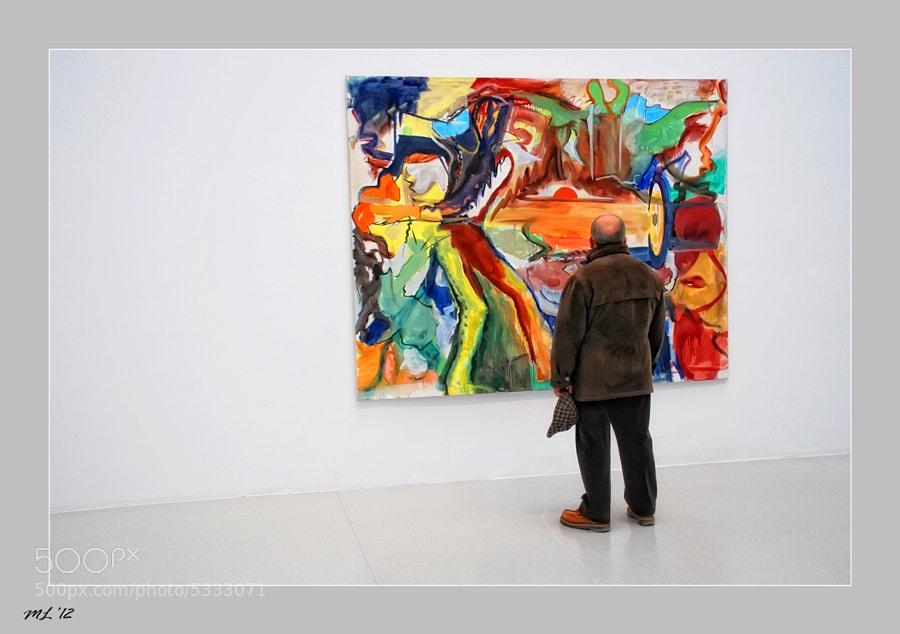 Es el arte contemporáneo un reflejo de nuestra crisis social y existencial? ________________  It is the contemporary art a reflection of our social crisis and existential?